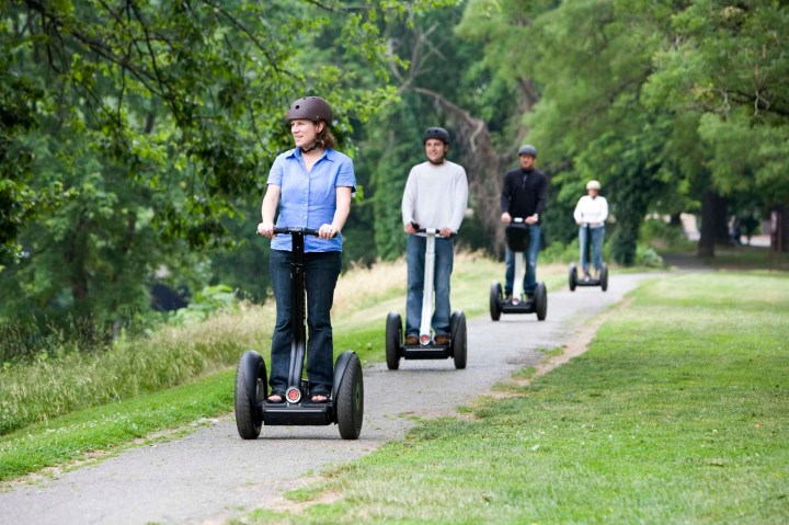 1 Hour London Segway Tour